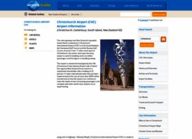 christchurch-chc.airports-guides.com