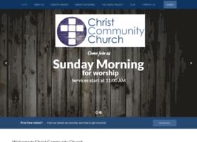 christcommunityok.com