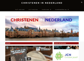 christeneninnederland.nl