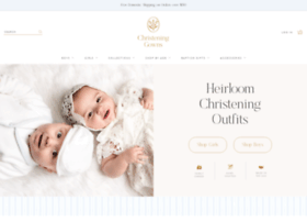 christeninggowns.com