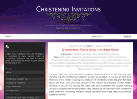 christeninginvitation.com.au