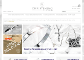 christeningsilver.com