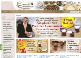 christian-communion-supplies.com