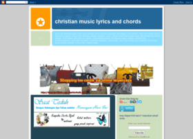 christian-music-lyric.blogspot.com