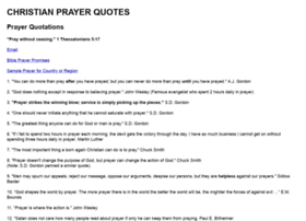 christian-prayer-quotes.christian-attorney.net