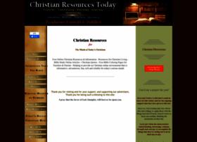 christian-resources-today.com