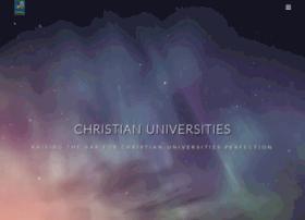 christian-universities.net