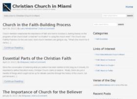 christian.churchinmiami.com