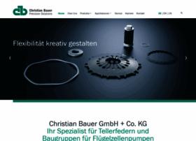 christianbauer.com