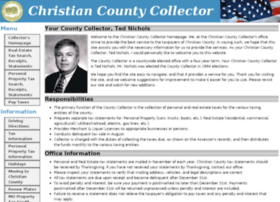christiancountycollector.com