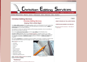 christianeditingservices.org