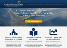 christianeducation.com