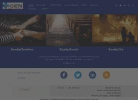 christianemergencynetwork.org