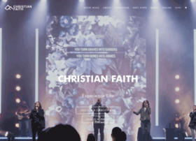 christianfaithcenter.org