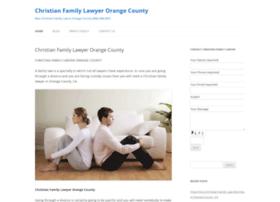 christianfamilylawyerorangecounty.com