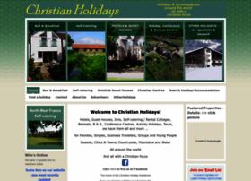 christianholidayhandbook.com