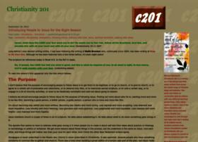 christianity201.wordpress.com