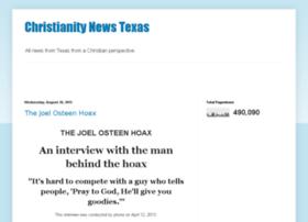 christianitynewstexas.blogspot.com