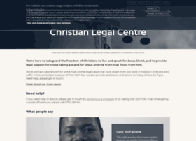 christianlegalcentre.com