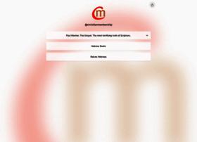 christianmembership.com