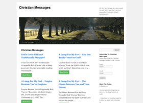 christianmessages.net
