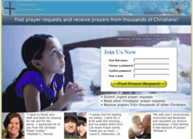 christianprayercenter.com