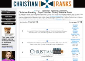 christianranks.com