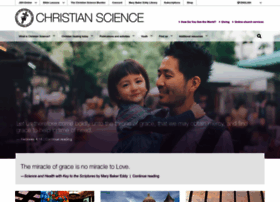 christianscience.com