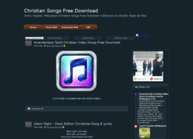 christiansongsfreedownload.blogspot.com