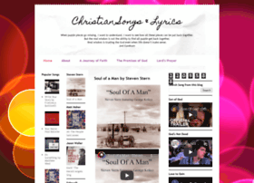 christiansongslyrics.blogspot.com