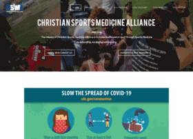 christiansportsmed.com