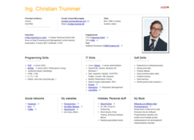 christiantrummer.info
