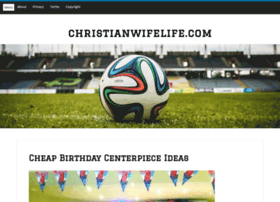 christianwifelife.com