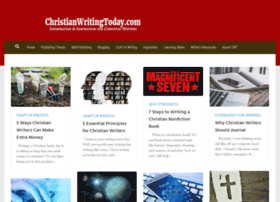 christianwritingtoday.com