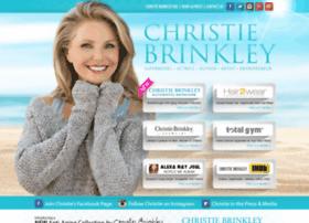 christiebrinkley.com