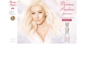 christina-aguilera-perfumes.com