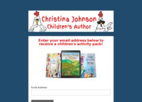 christinajohnsonbooks.com