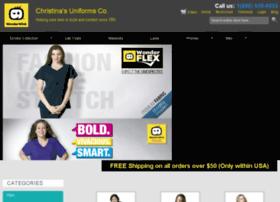 christinasuniforms.com