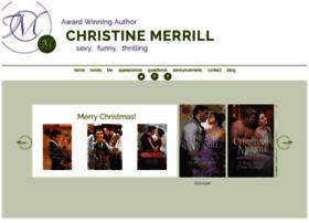christine-merrill.com