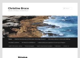christinebruce.com.au