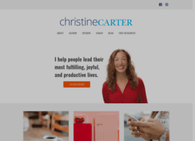 christinecarter.com