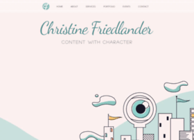christinefriedlander.com