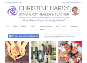 christinehardy.co.za