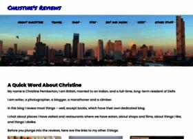 christinesreviews.com