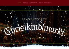 christkindlmarktleavenworth.com