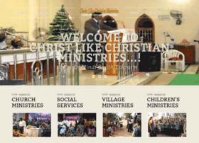 christlikechristianministries.com
