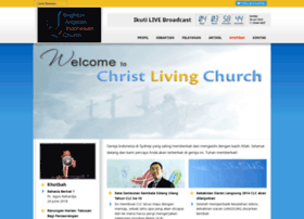christlivingchurch.com