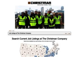 christmanco.applicantpro.com