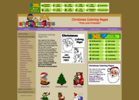 christmas-coloring.com