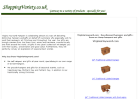 christmas-hampers-gift-hampers.shoppingvariety.co.uk